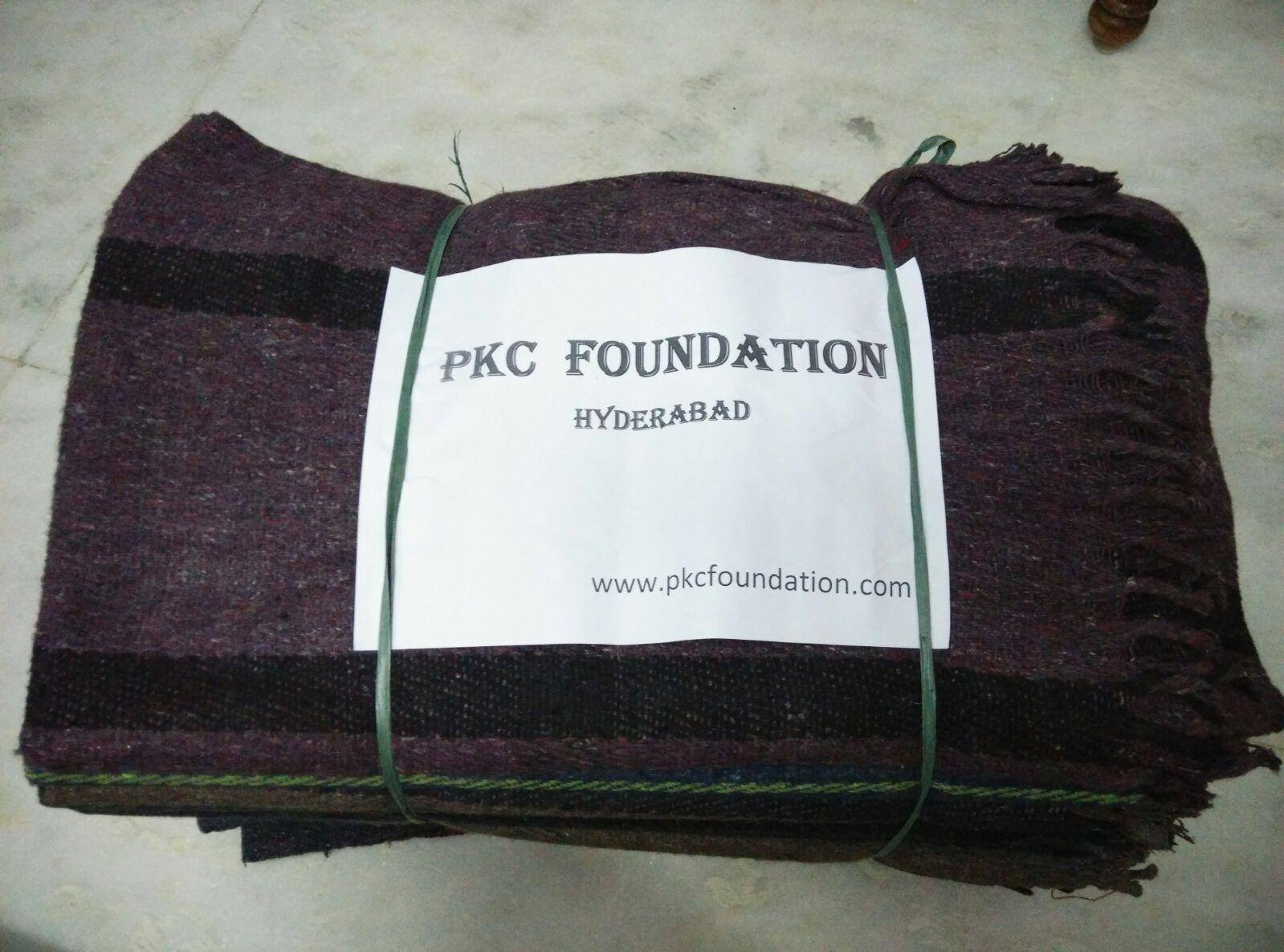 Blanket distribution picture